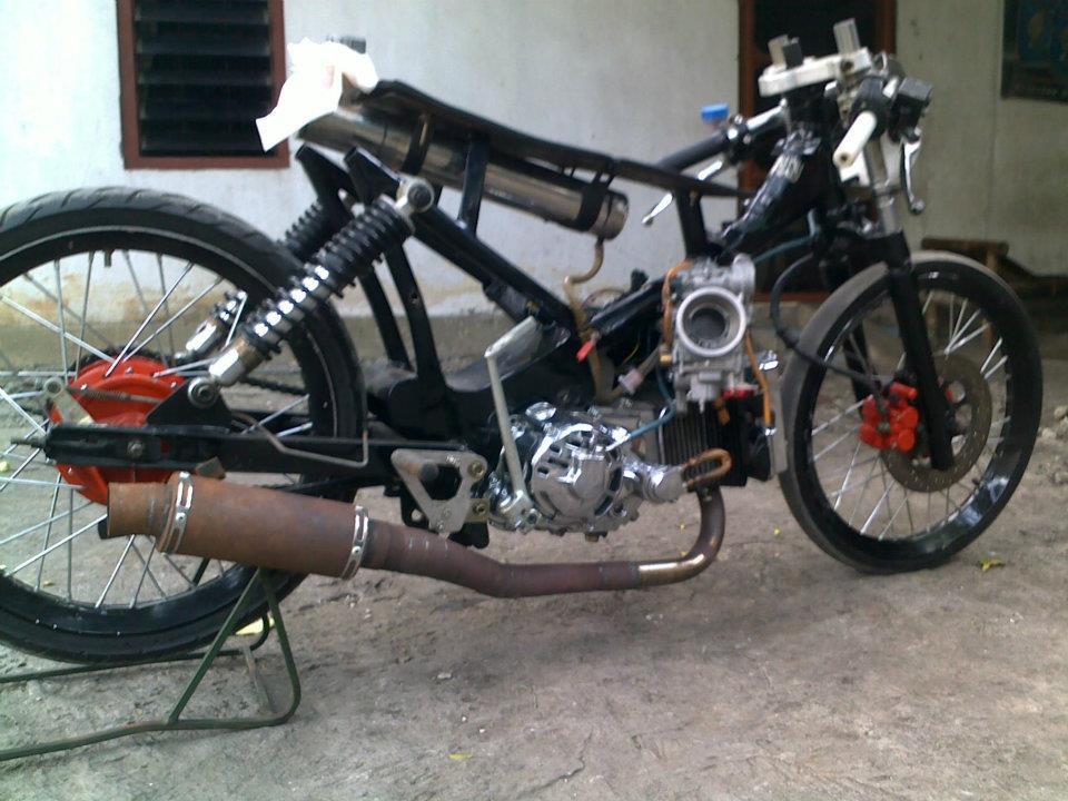 MODIFIKASI MOTOR: MODIFIKASI HONDA GRAND 315CC