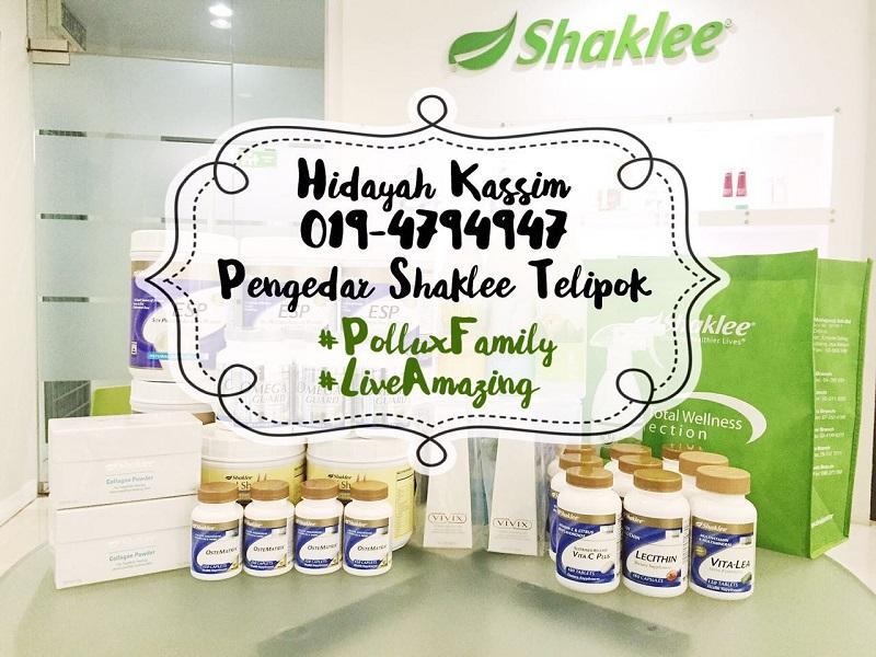 Vitamin Tuaran : Pengedar Shaklee Sabah