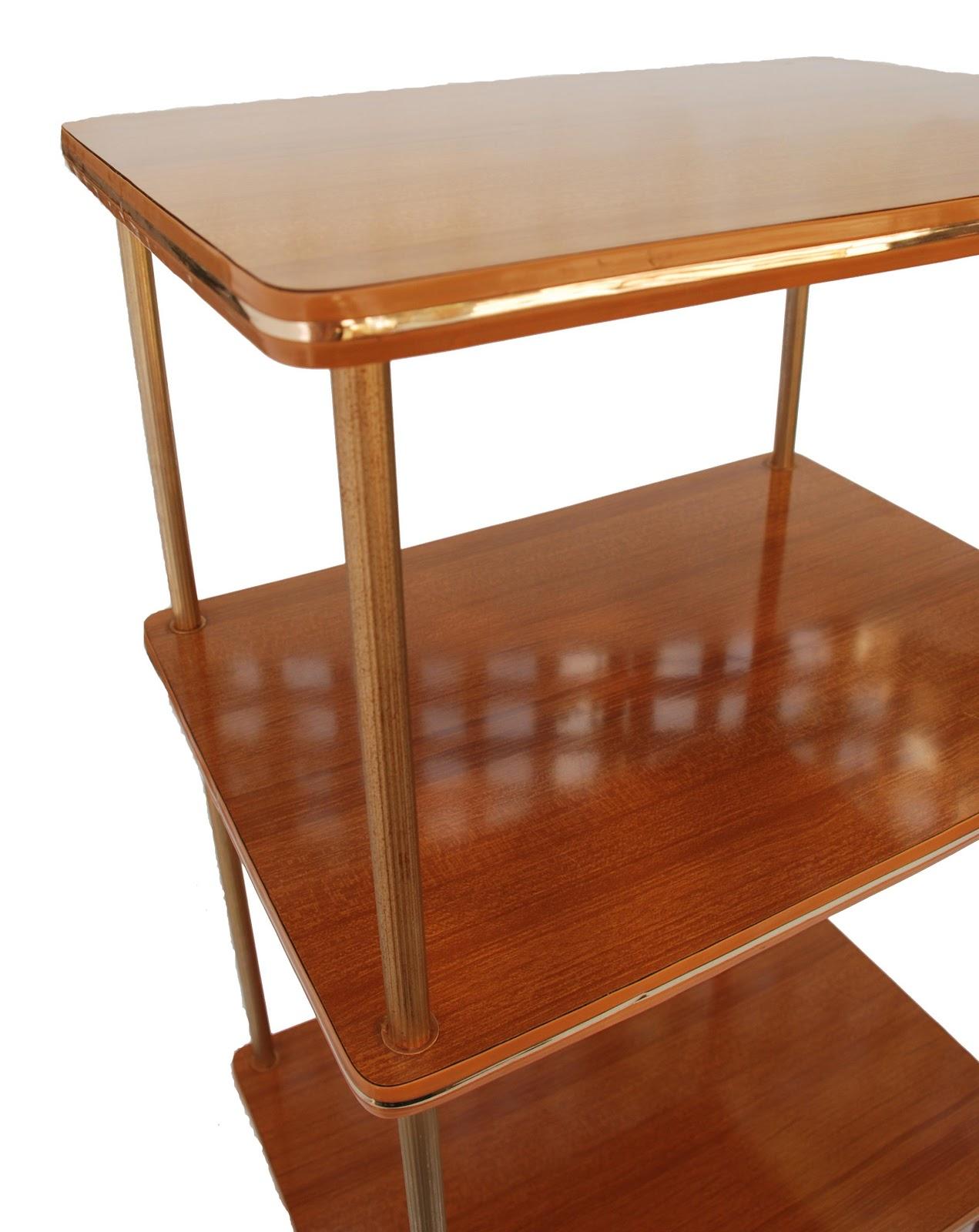 bo vintage etag res ann es 60. Black Bedroom Furniture Sets. Home Design Ideas