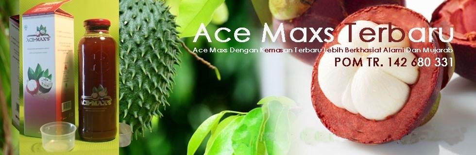 ACE MAXS - Keajaiban Kulit Manggis & Daun Sirsak