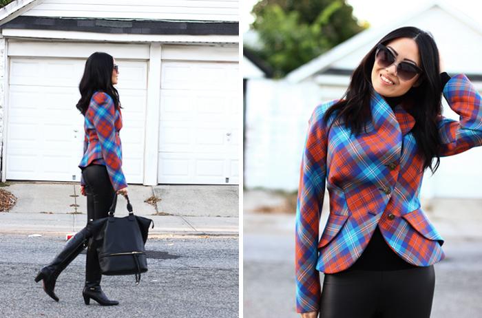 vintage clothing vivienne westwood jacket