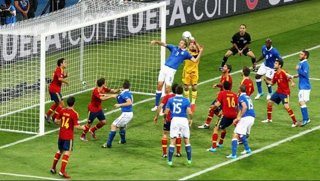 Spain vs Italy International Friendly