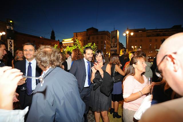 Inaugurazione Nespresso Parma