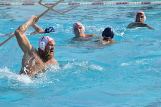 water polo trident