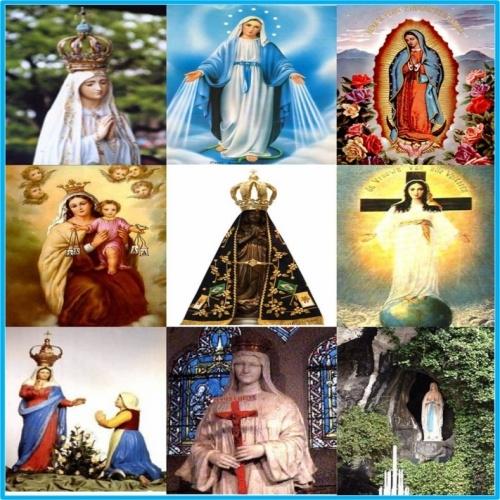 Aparições de Nossa Senhora