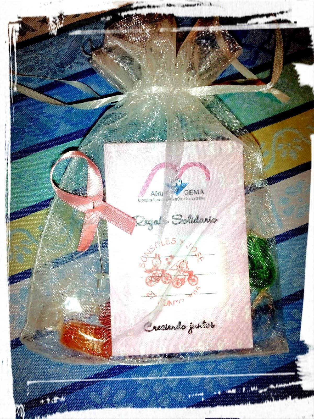 Cosas rosas la boda de mi hermana - Aecc regalos boda ...