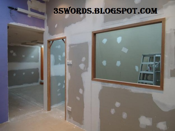 Gypsum board for walling and partitioning application