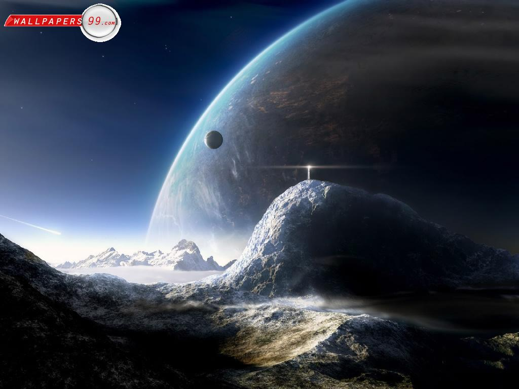 Fun Plannet: cool 3d space wallpapers