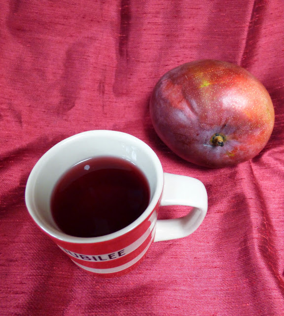 fruit tea, caffeine-free