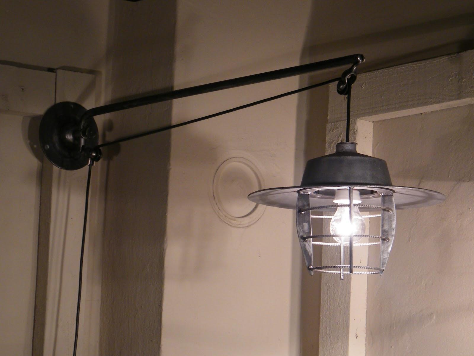 arteferrum industrial zidne lampe wall lamps. Black Bedroom Furniture Sets. Home Design Ideas