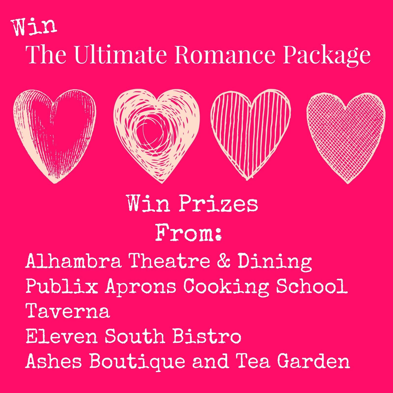 Valentine' Day Giveaway