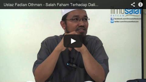 Ustaz Fadlan Othman – Salah Faham Terhadap Dalil Perintah Sa'i antara Safa dan Marwah