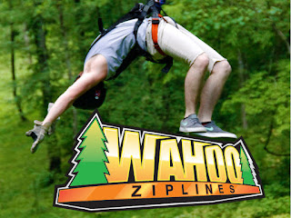 Outdoor Attraction Wahoo Ziplines