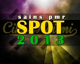 Soalan SPOT PMR 2013 Sains