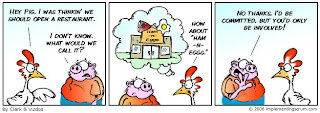 Chicken and Pig - English version