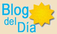 Premio Blog del Día 13-01-2012