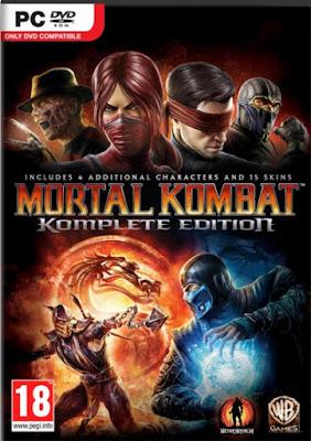Mortal Kombat Komplete Edition-FLT