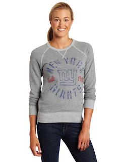 New York giants fashion woman apparel