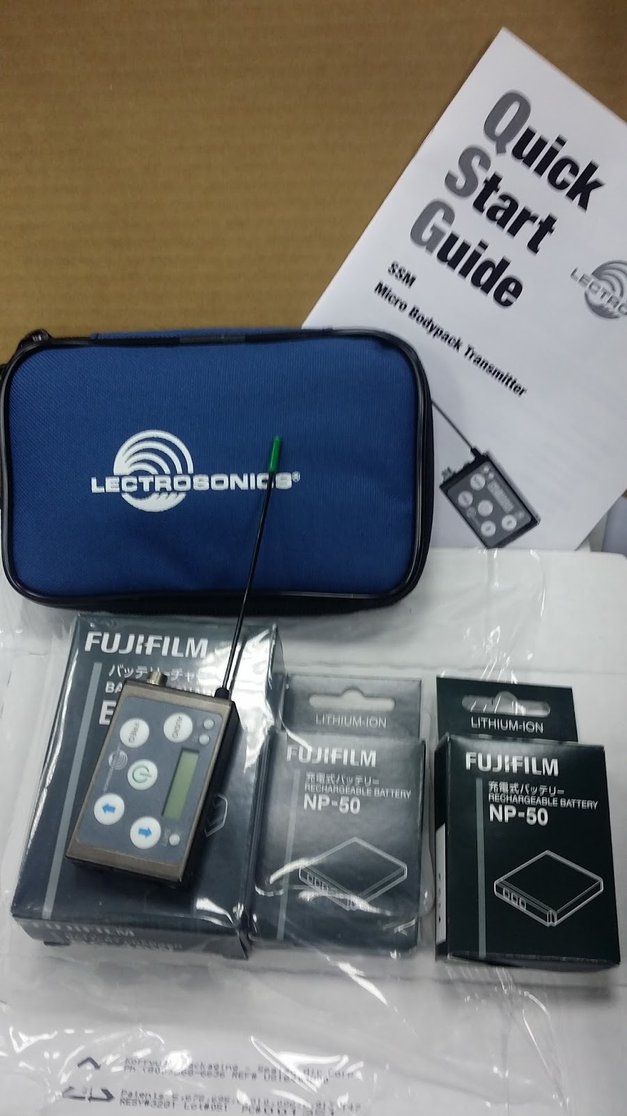 Audiobridge Audio Equipment Distributor 2015 Microphone Preamplifier With Ssm Lectrosonics Micro Transmitters Have Arrived