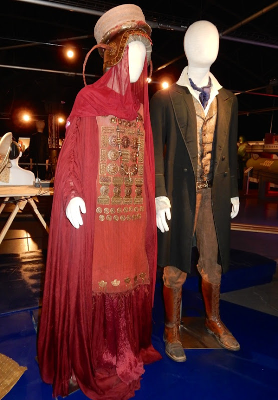 Sisterhood of Karn Eighth Doctor Who costumes