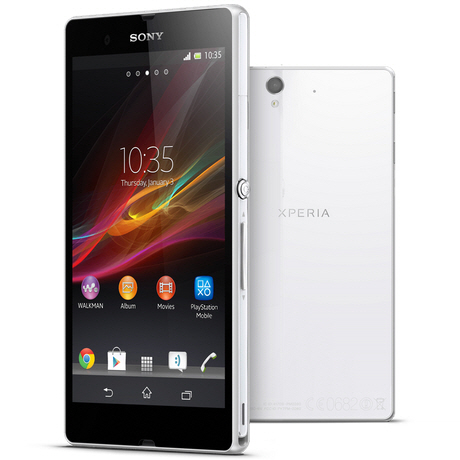 Update Status Via Sony Xperia Z [With Review]