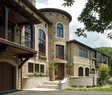 Fachadas de casas fachadas de casas modernas minimalistas for Exterior house design with decor stone