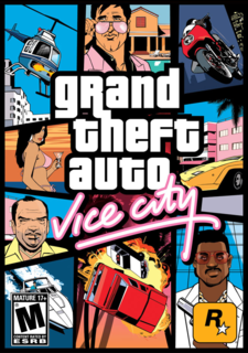 Download GTA - Vice City PC Game Free + MOD 2015