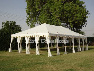 Luxury Indian Tent