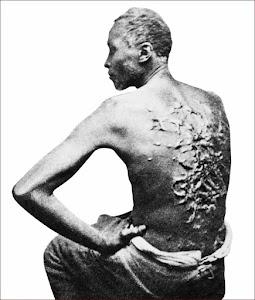 Slave women whipped black