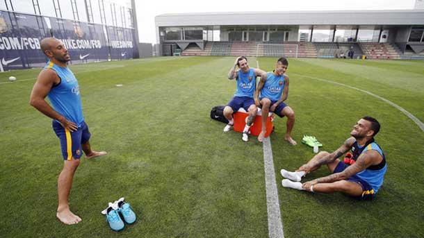 El FC Barcelona vota a Mascherano como cuarto capitán
