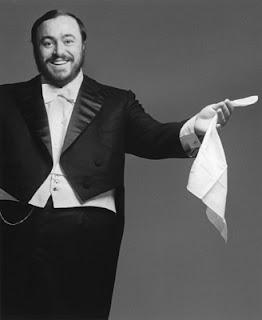 italian singer pavarotti