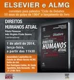 Elsevier lança livro sobre Direitos Humanos em Belo Horizonte