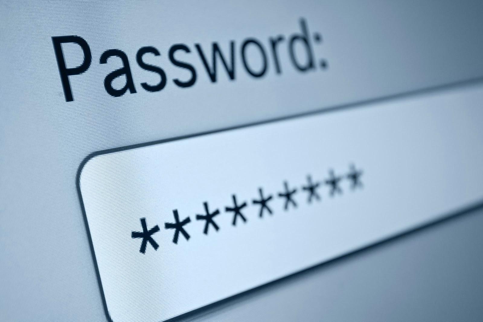 Cara Membuat Password yang Baik dan Kuat