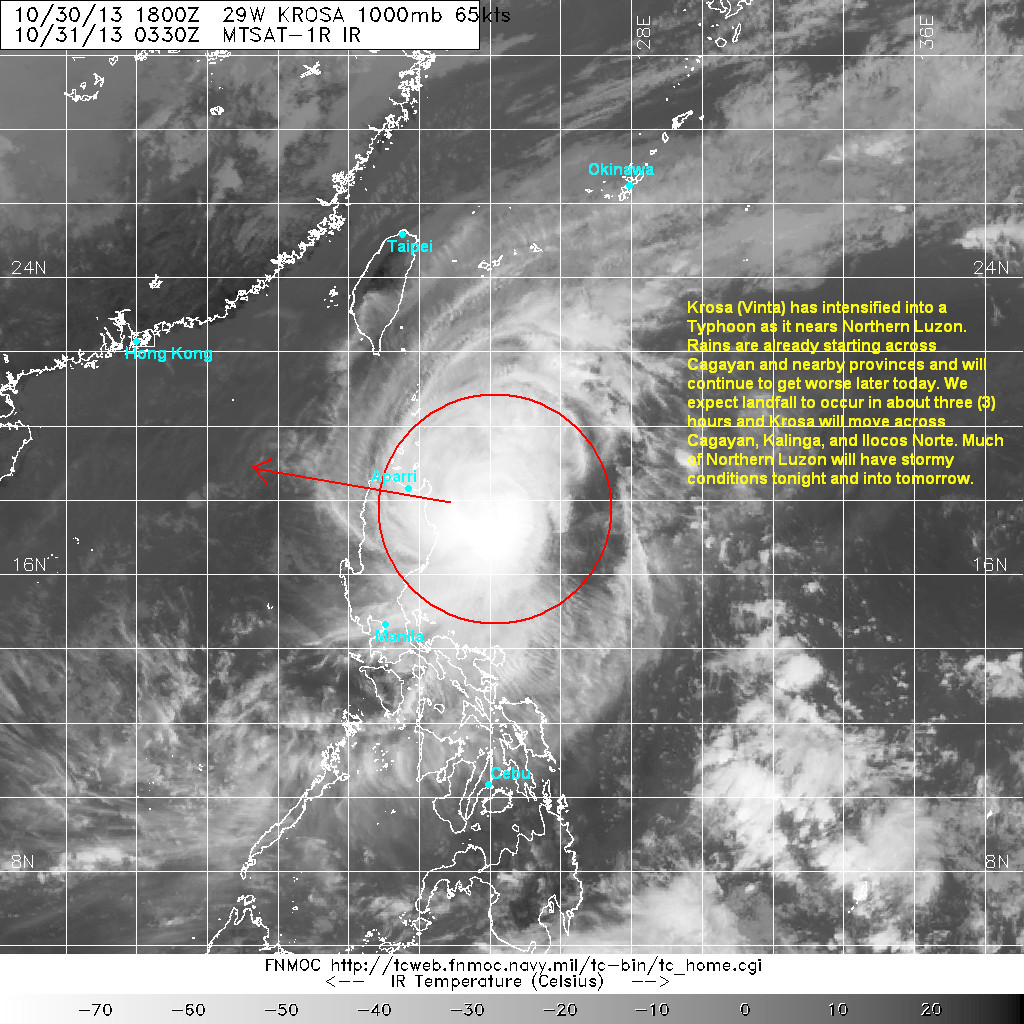 latest satellite image shows a symmetrical central dense overcast wit strong convective activity forming around the center an eye is not readily apparent