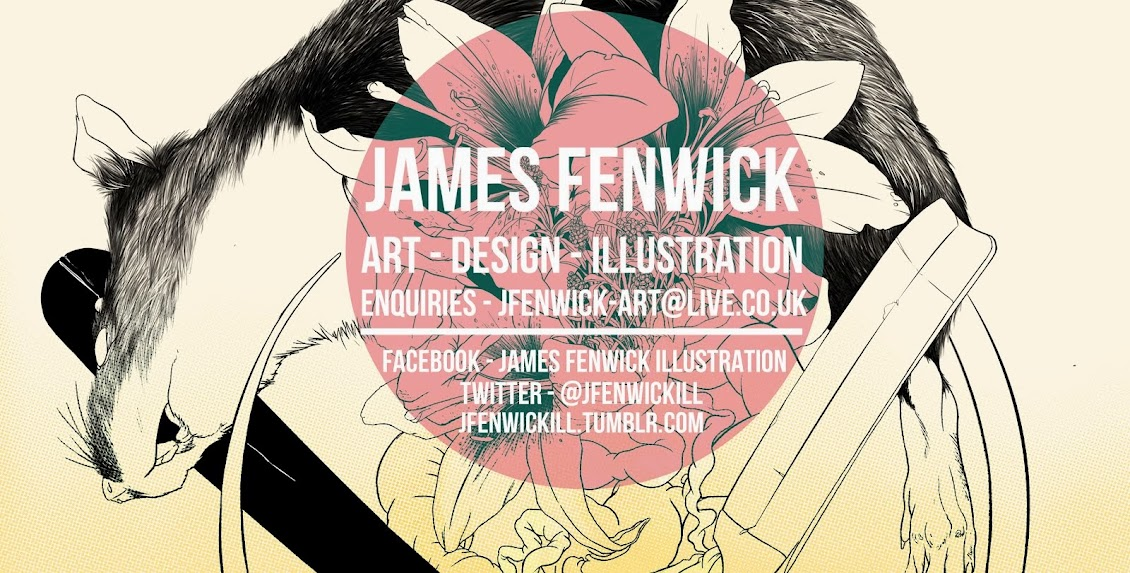 James Fenwick Illustration