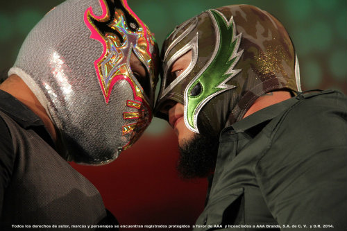 El duelo rumbo a Triplemania XXIII