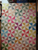 """Summer At Mom's"" Quilt Progress"