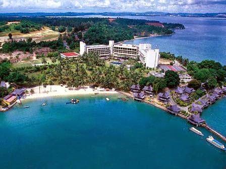 Pantai Nongsa : wisata batam yang penuh keindahan