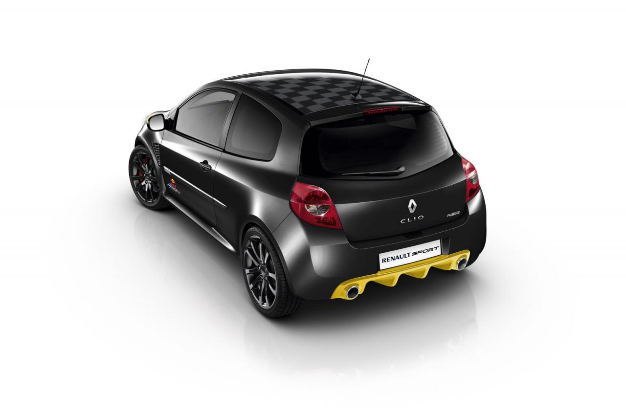 agamemnon renault clio rs red bull racing rb7. Black Bedroom Furniture Sets. Home Design Ideas
