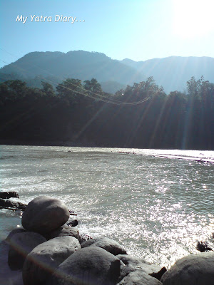 The Land of the sages - Rishikesh