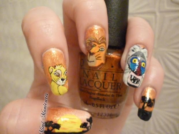 adventures in nail polish disney
