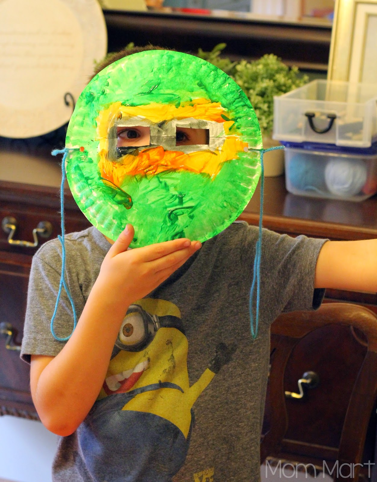 DIY Super Hero Face Masks: Champions for Kids with Fiskars Creation Celebration