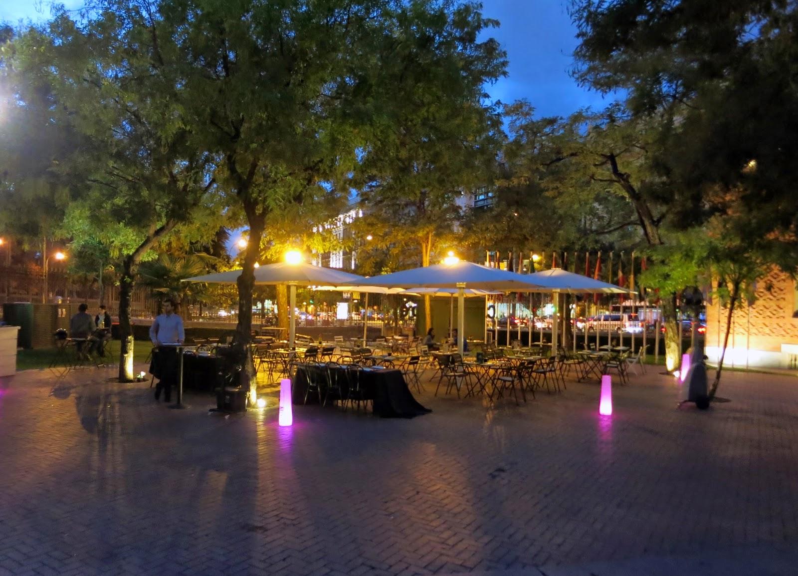 Garitos de madrid tapas bares restaurantes y discos - Casa arabe madrid restaurante ...