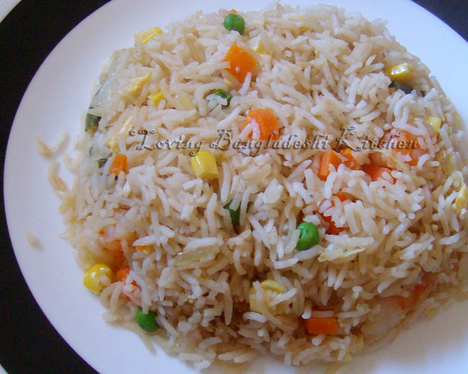 Loving bangladeshi kitchen may 2011 fried rice forumfinder Image collections