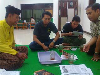 Rapat Pembentukan Panitia Penulisan Sejarah Pembangunan Kembali Masjid Perak