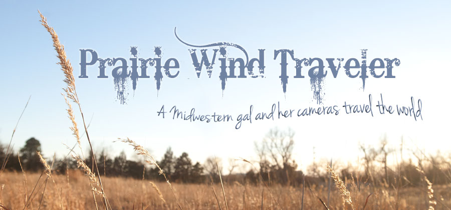 Prairie Wind Traveler