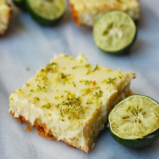 tomorrow for which i m making key lime cheesecake squares