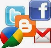 Cara Memasang Widget Social Media Sharing Metro Style