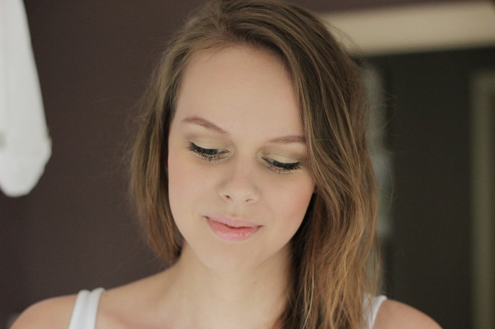 back to school makeup look, back to school make-up budget look