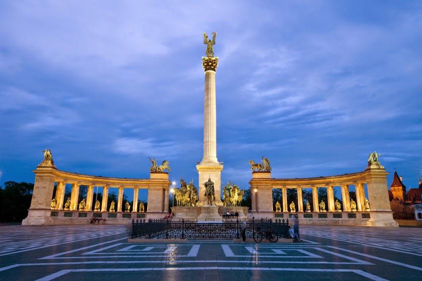 Luna de miel en Budapest, vacaciones en Budapest, ciudad histórica, ciudad romántic